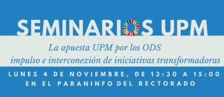 Seminarios UPM: ODS