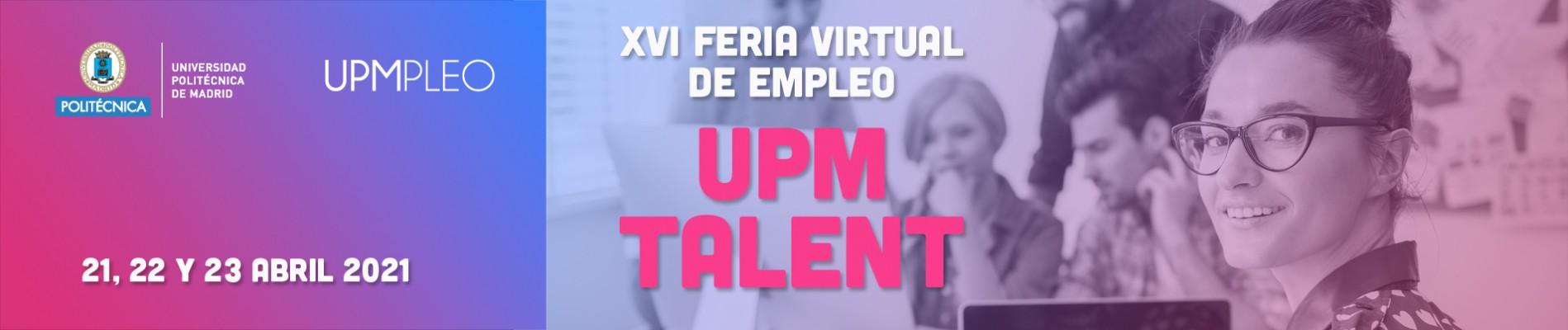 Banner UPM Talent